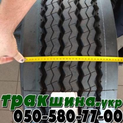 Фото ширины протектора шины 385/65R22.5 GTRadial GT978+