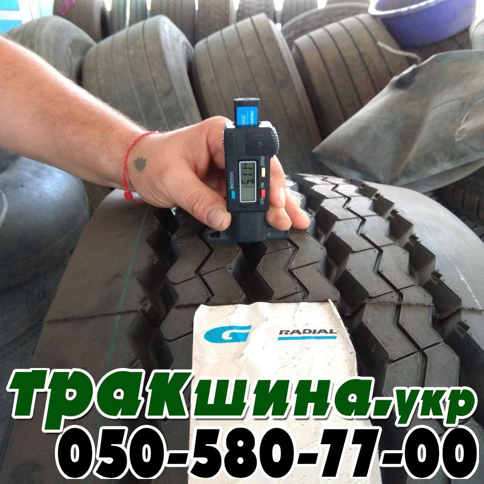 385/65 R22.5 GT Radial GT978 160L прицепная ось 4 дорожки (giti gt978+)