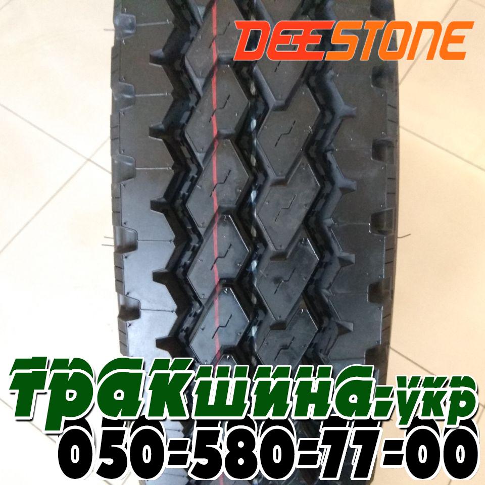 Рисунок протектора грузовой шины Deestone SK421