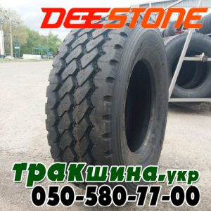 Deestone SK421 385/65R22.5 160K прицепная карьерная