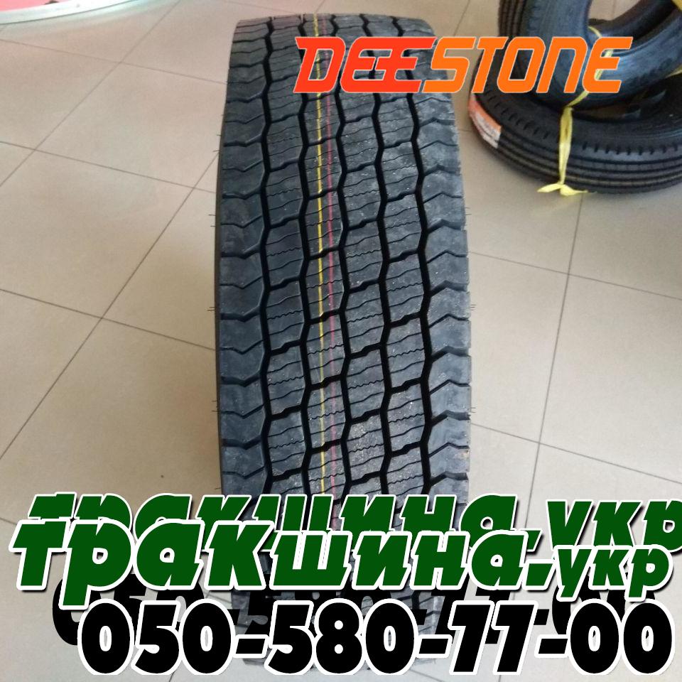 Фото протектора шины Deestone SS433