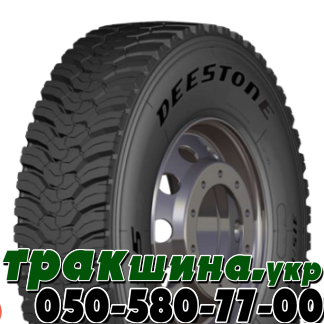 На фото показана шина Deestone SS435 315/80 R22.5