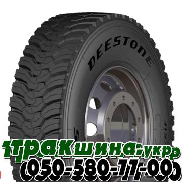 На фото показана шина Deestone SS435