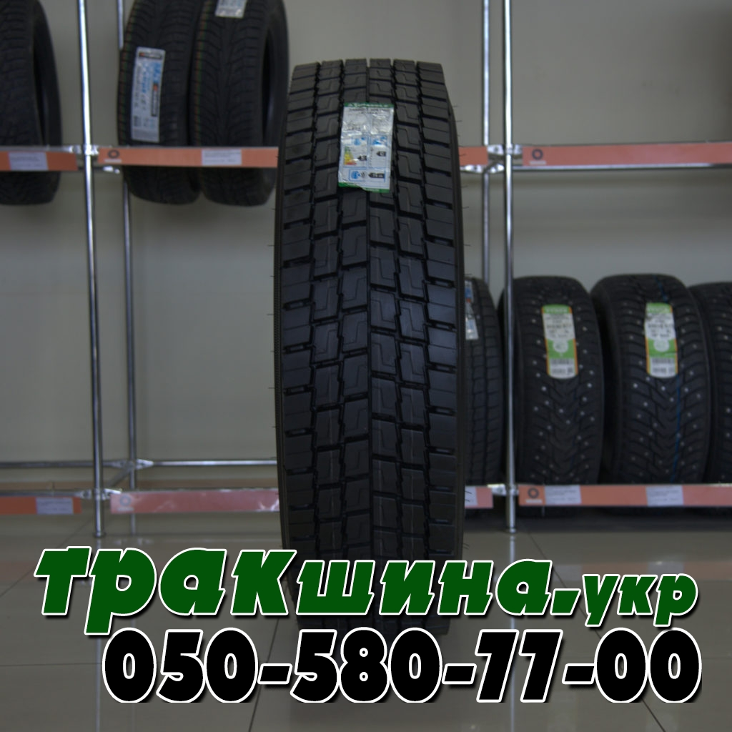 Фото шины Triangle TRD06 315/80 r22.5