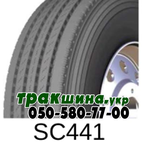 Шина Характеристики шины 295/75 R22.5 Deestone SC441 144/141L универсальная
