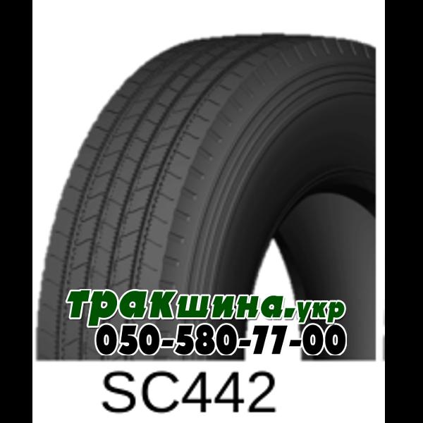 295/75R22.5 Deestone SC442 144/141L прицепная