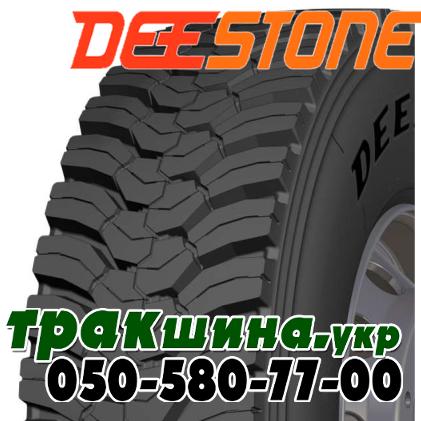 Рисунок протектора шины Deestone SS437