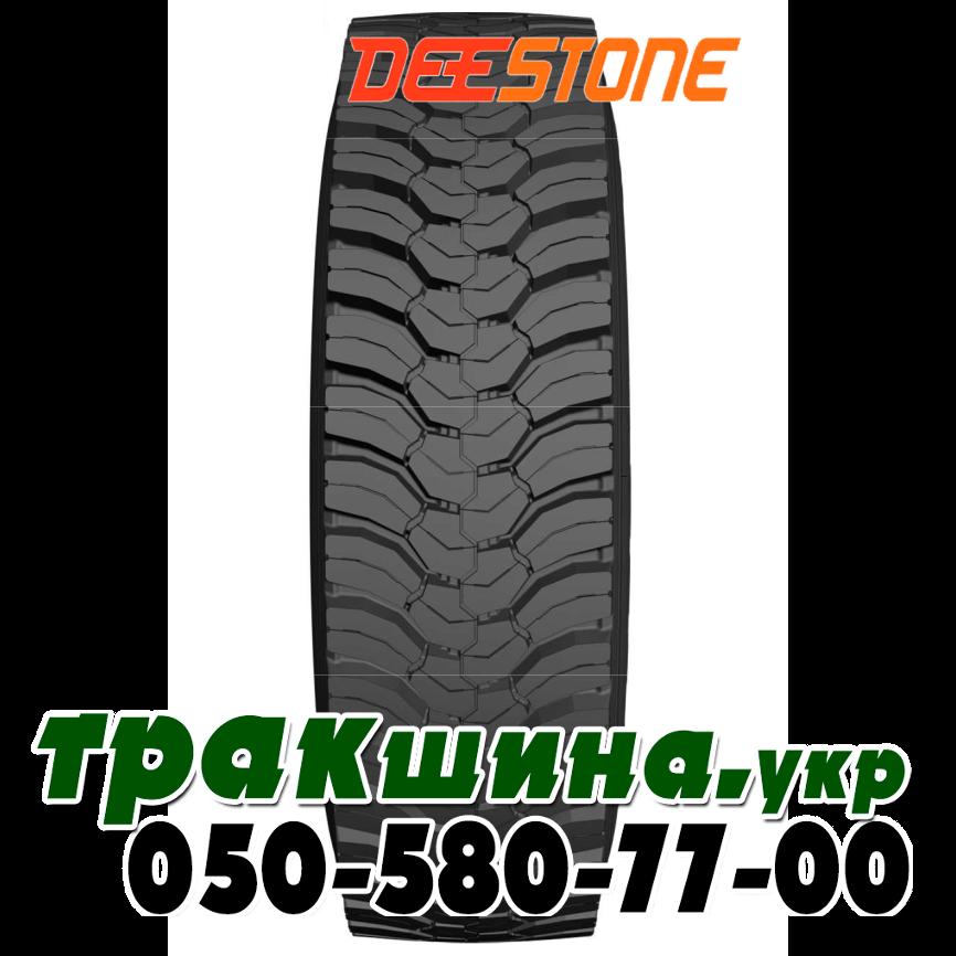 Протектор шины Deestone SS437 315/80R22.5 156/150K карьерная