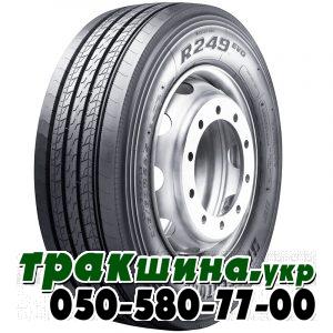 385/55 R22.5 Bridgestone R249 Рулевая ось