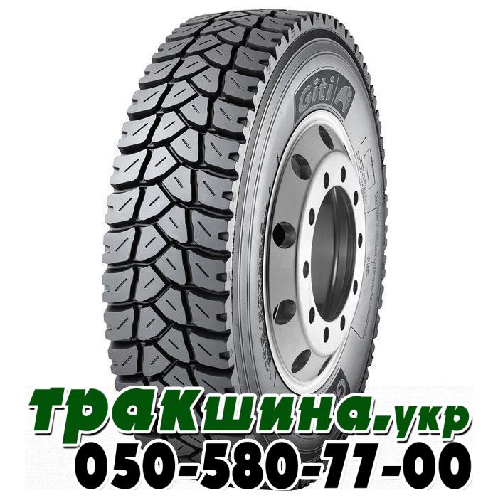 Фото грузовой шины 315/80R22.5 GiTi GDM686