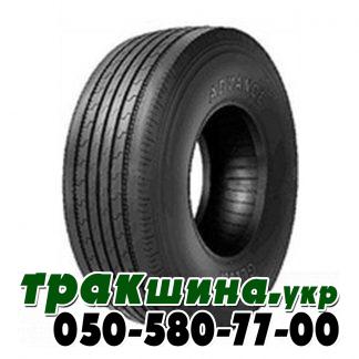 Фото шины Advance GL256F 385/65 R22.5 158L 18PR рулевая