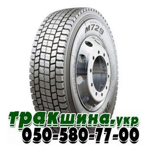 Фото шины Bridgestone M729 265/70 R19.5