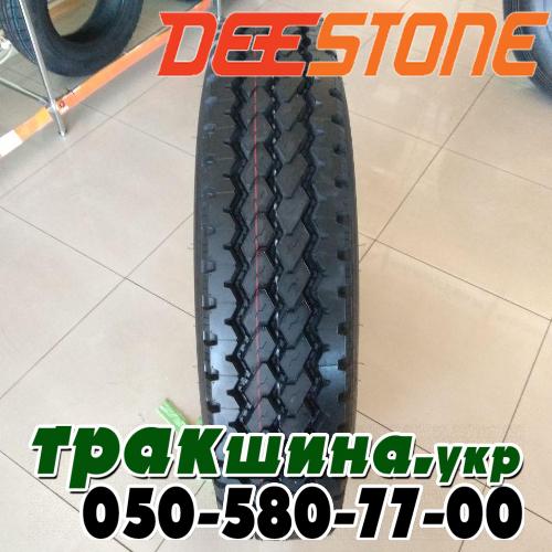 Рисунок протектора 11 R22.5 Deestone SK421