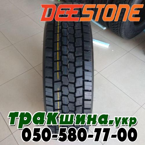 Рисунок протектора шины 11R22.5 Deestone SS431