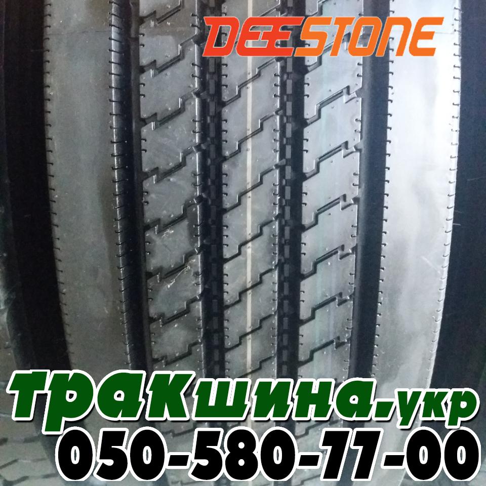 Рисунок протектора шины 215/75 R17.5 Deestone SV401