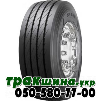 Фото шины Dunlop SP 246 385/55 R22.5 160/158L прицепная