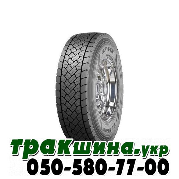 Фото шины 315/60R22.5 Dunlop SP 446 152/148L ведущая