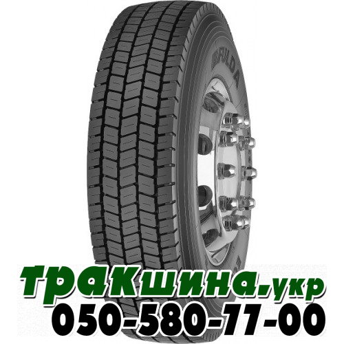 Фото шины 315/60R22.5 Fulda EcoForce 2 152/148 L ведущая
