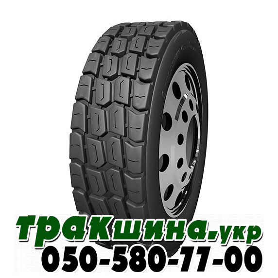 Фото шины Gold Partner GP706 295/80 R22.5 150/147F 16PR универсальная