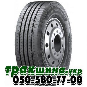 Фото шины Hankook AH31 Smartflex 295/80 R22.5 152/148M рулевая