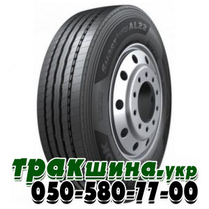 Фото шины Hankook AL22 315/80 R22.5 156/150L рулевая