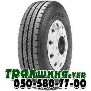 Фото шины Hankook AU03 295/80 R22.5 152/148J рулевая