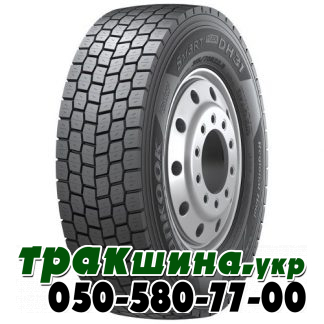Фото шины Hankook DH35 Smartflex 285/70 R19.5 146/144M ведущая