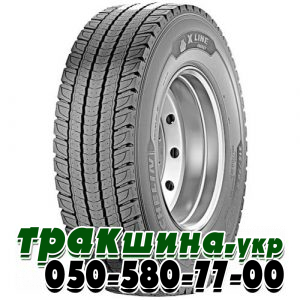 Фото шины Michelin X Line Energy D 295/60 R22.5 150/147K ведущая
