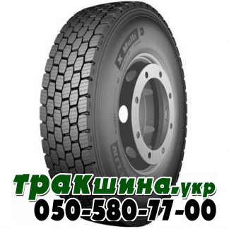 Фото шины Michelin X Multi D 275/80 R22.5 149/146L ведущая