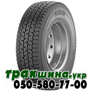 Фото шины Michelin X Multi D 295/60 R22.5 150/147L ведущая