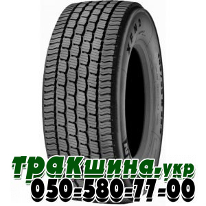 Фото шины Michelin XFN2 Antisplash 295/80 R22.5 152/148M рулевая