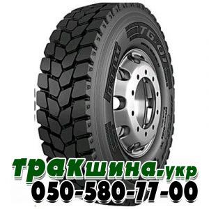 Фото шины Pirelli TG 01 315/80 R22.5 156/150K ведущая