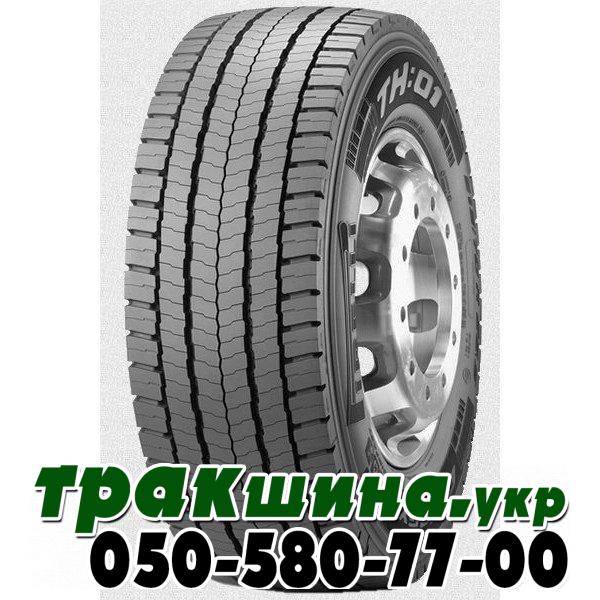 Фото шины Pirelli TH 01 Energy 295/60 R22.5 150/147L ведущая