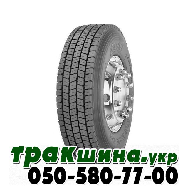Фото шины 315/60R22.5 Sava Orjak O4 152/148L ведущая