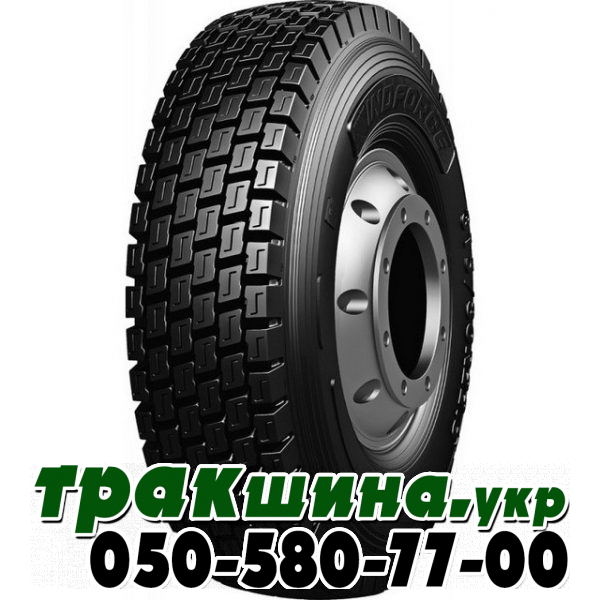 Windforce WD2020 235/75R17.5 132/130M тяга