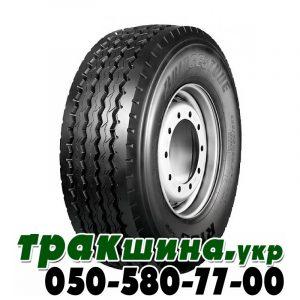 385/65 R22.5 Bridgestone R168 plus прицепная ось 4 дорожки