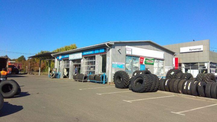 Круглосуточный грузовой шиномонтаж в Сумах