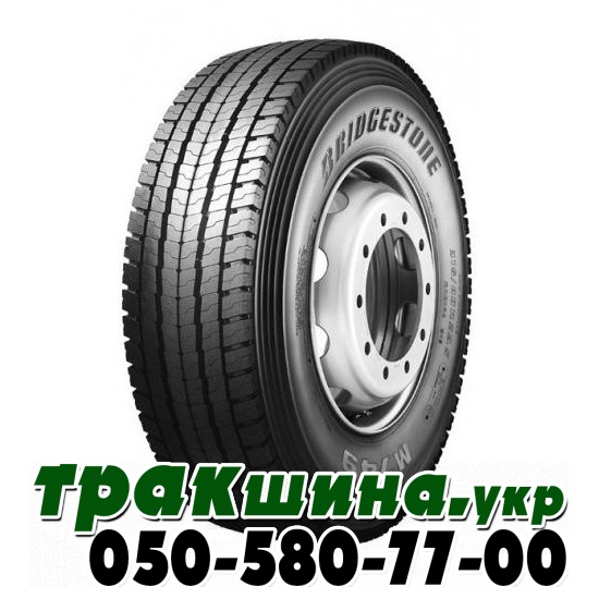 295/60R22.5 Bridgestone M749 150/147L тяга