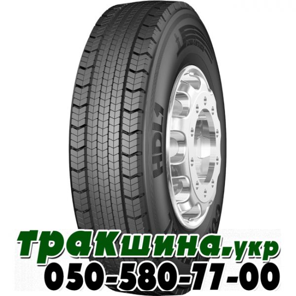 Continental HDL1 Eco+ 295/80 R22.5 152/148M ведущая