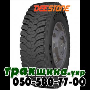 Deestone SS437 12 R20 (320 508) 154/150K 18PR универсальная