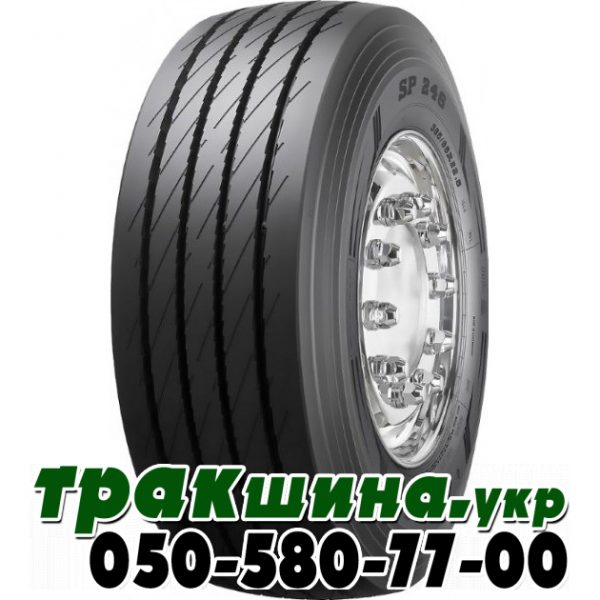 Dunlop SP 246 235/75 R17.5 144F прицепная