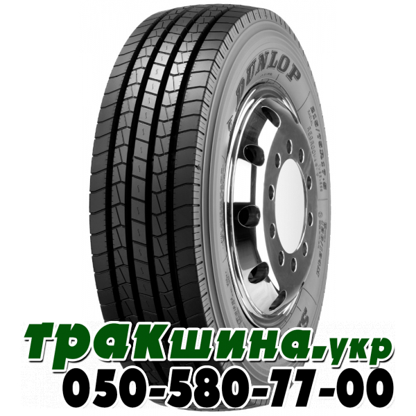 295/60R22.5 Dunlop SP 344 150/149L руль