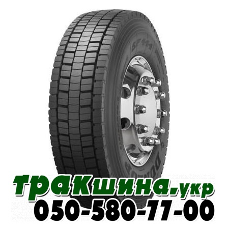 Dunlop SP 444 245/70 R17.5 136/134M ведущая