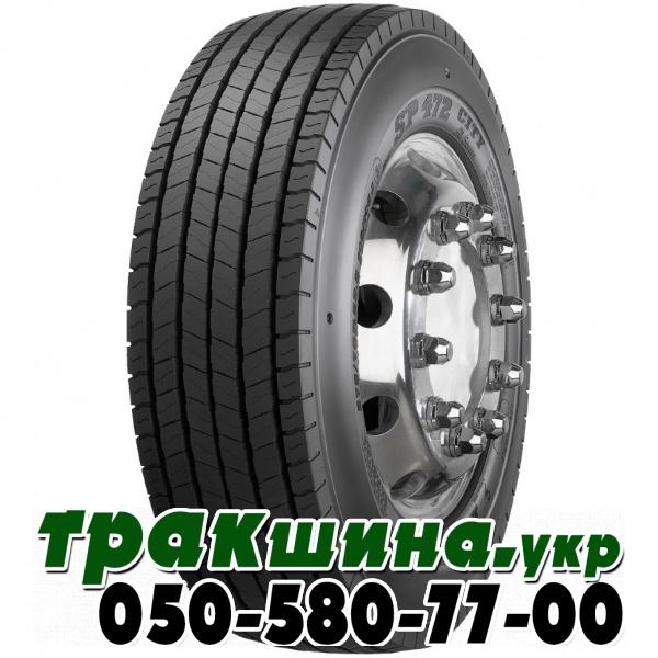 Dunlop SP 472 City 275/70 R22.5 148/152E ведущая