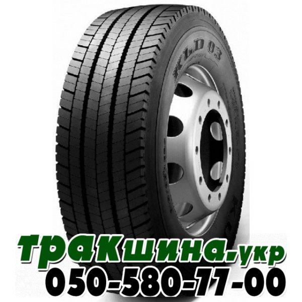315/80 R22.5 Kumho KLD03 156/150L 18PR ведущая