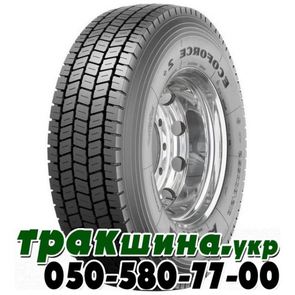 Fulda EcoForce 2+ 315/80 R22.5 156/154M ведущая