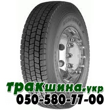 295/80 R22,5 Fulda EcoForce 2+ (ведущая) 152/148M