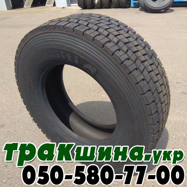 GiTi GDR655 295/80 R22.5 (ведущая) 152/149M