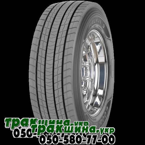 295/60R22.5 Goodyear Fuelmax D 150/147K ведущая