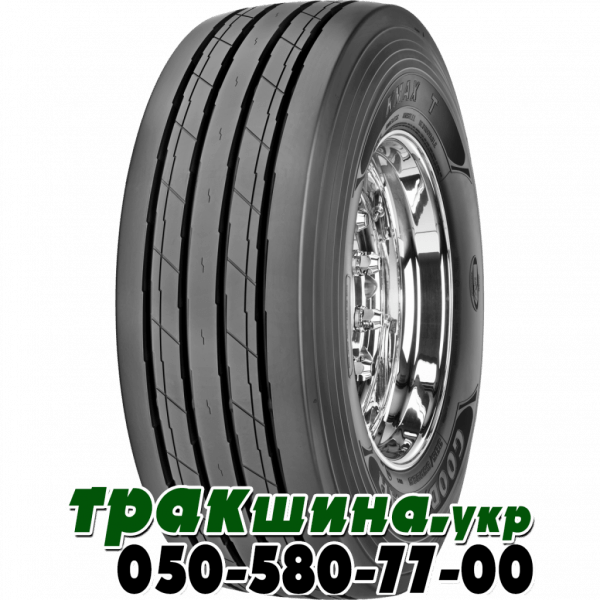 385/55 R22,5 Goodyear KMAX T (прицепная) 160/158K/L